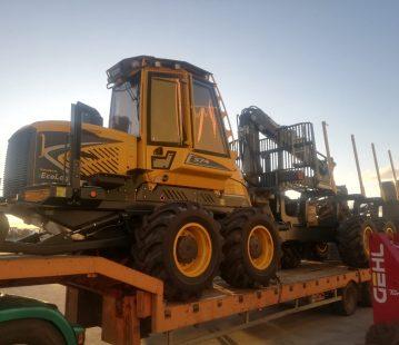 Nueva entrega a Biomasas del Norte de León